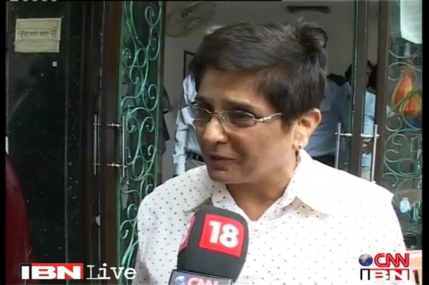 New Team Anna may back Kejriwal's party: Kiran Bedi
