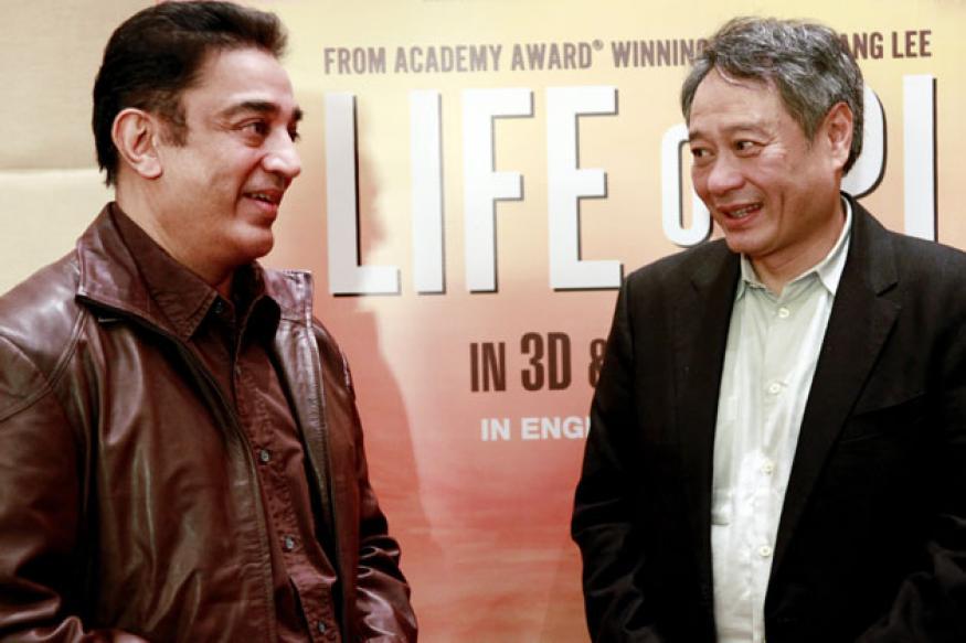 Ang Lee: Stunned by Kamal Haasan's brilliance