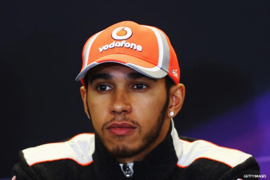 No regrets over move to Mercedes, says Hamilton