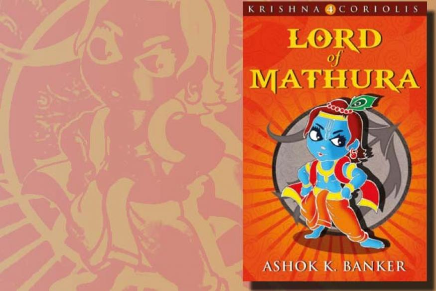 Excerpt: Lord of Mathura by Ashok Banker