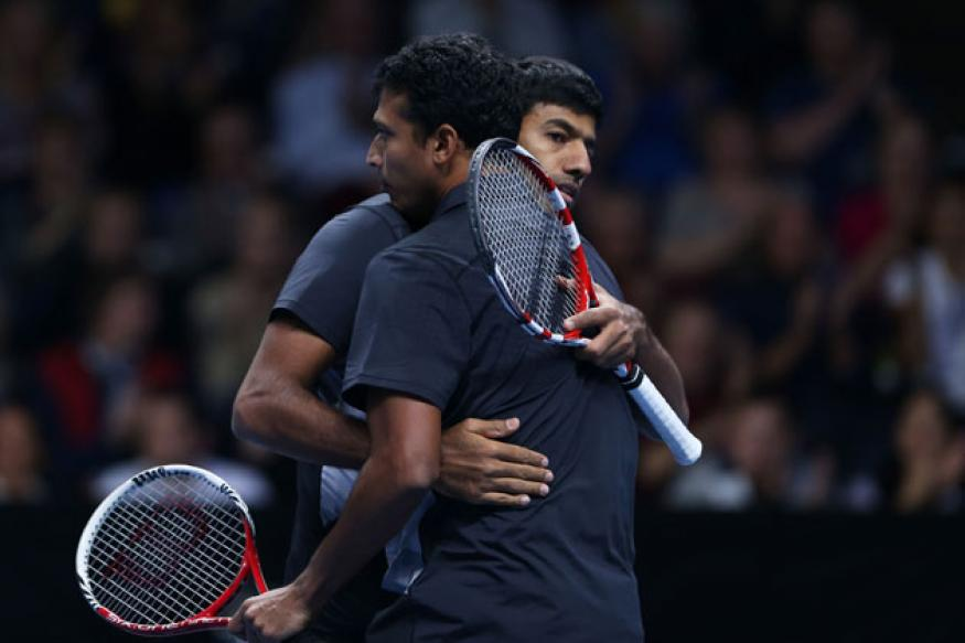 Bhupathi-Bopanna win 2nd match at World Tour Finals