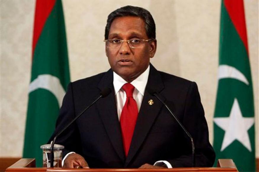 Maldives apologises over anti-India remark