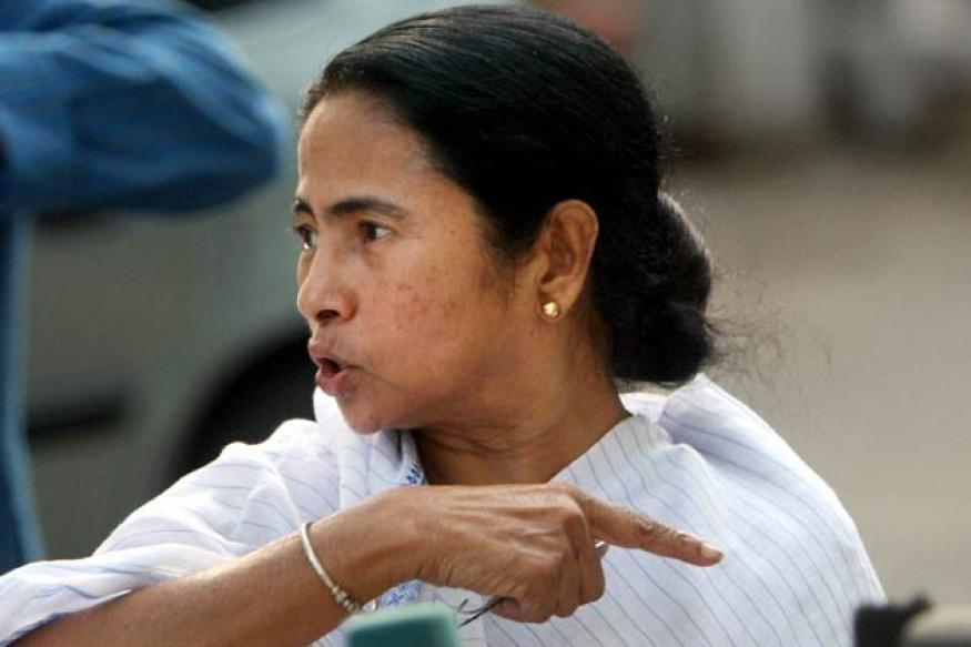 I want to topple the UPA government: Mamata