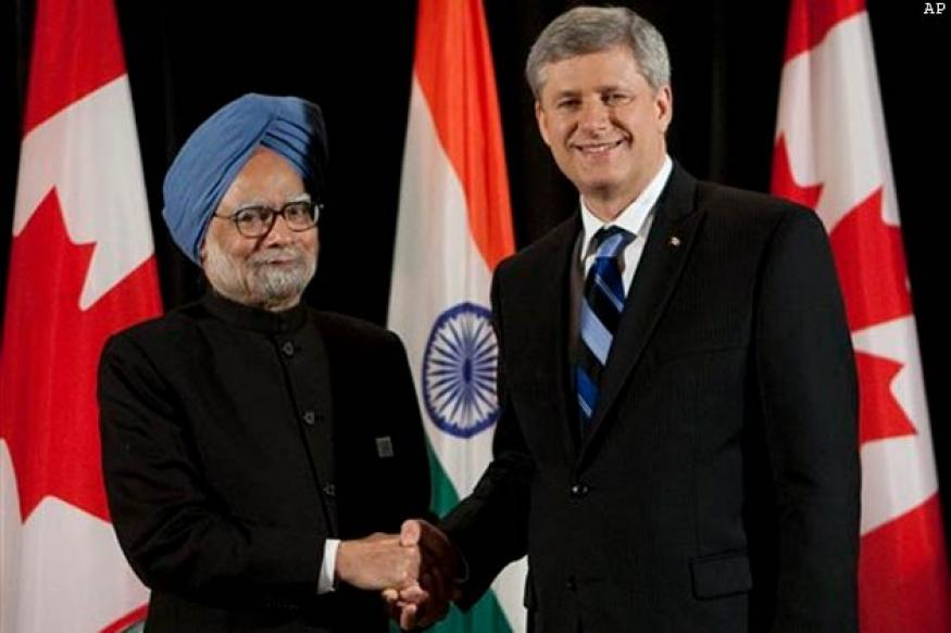 Canada to allow civil nuclear trade with India