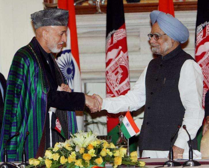 India, Afghanistan to intensify economic cooperation