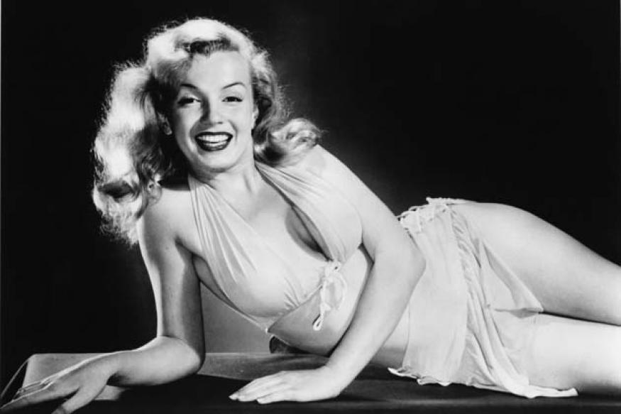 Playboy's nude tribute to Monroe on death anniv
