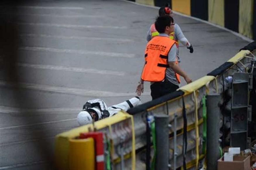 Another racer dies after crash at Macau GP