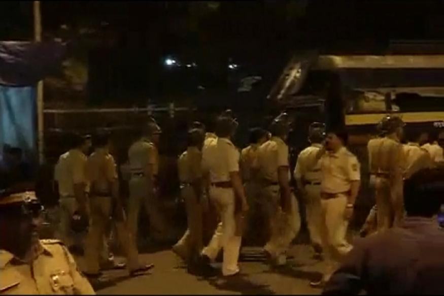 Tight security across Maha after Bal Thackeray's death