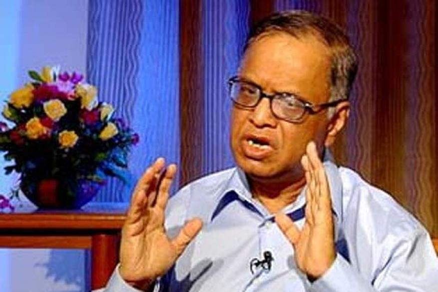 Didn't fund Kejriwal's political activities: Murthy