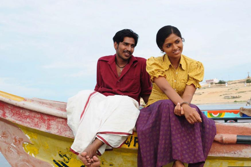 Tamil films 'Neerparavai' and 'NKPK' hit the screens