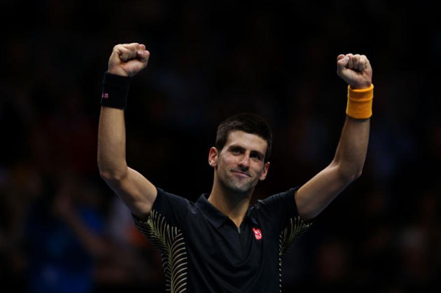 Djokovic and Murray reach World Tour semi-finals