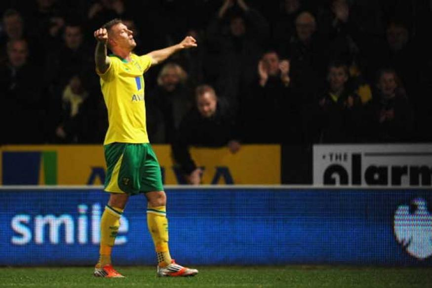 Norwich stun Manchester United at home
