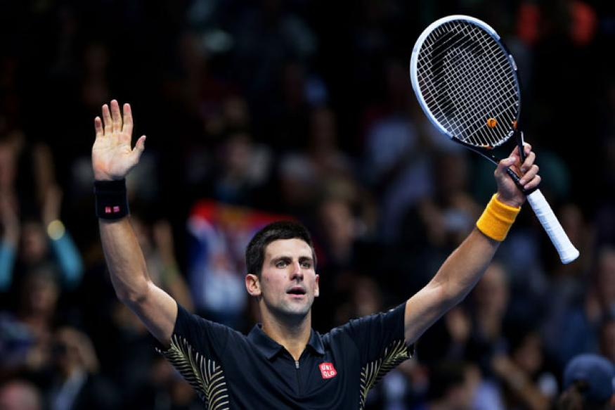 Djokovic rallies to beat Murray as Berdych defeats Tsonga