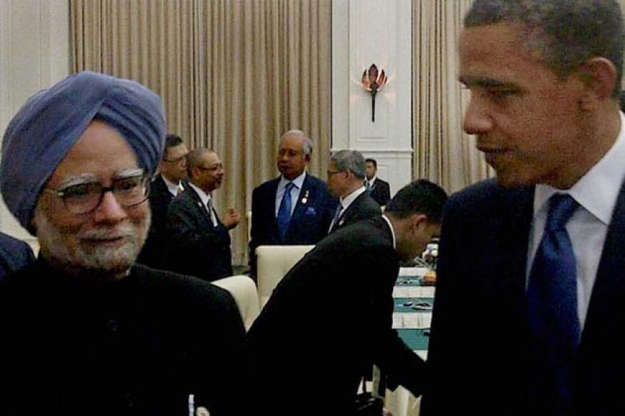 India big part of my plans, Obama tells Singh