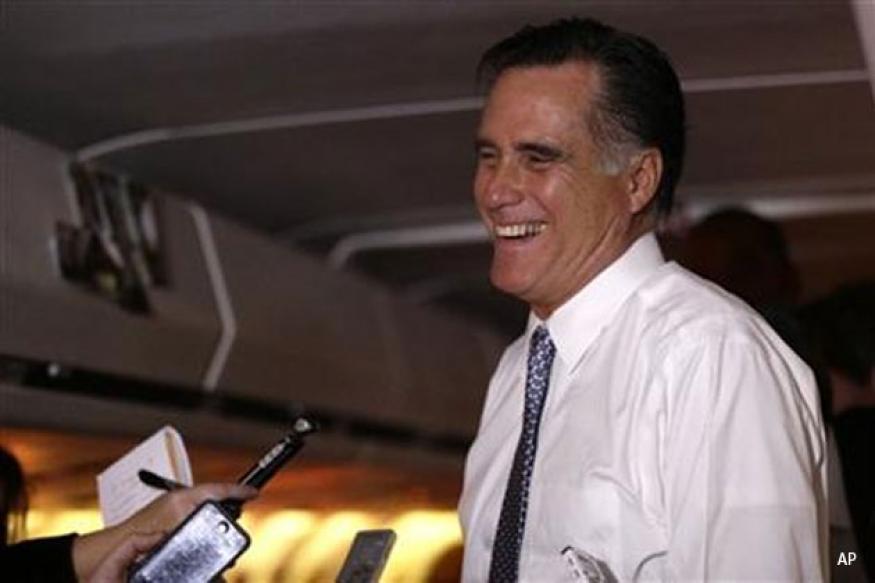Obama wins Vermont, Romney takes Kentucky