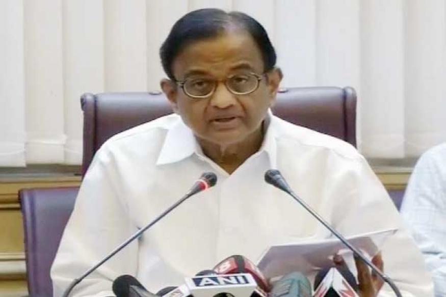 Time for debate on inheritance tax: Chidambaram