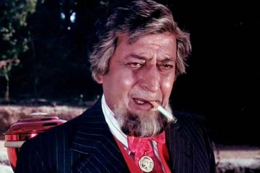 Veteran actor Pran hospitalised