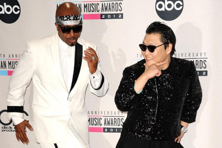Watch: 'Gangnam Style' at the American Music Awards