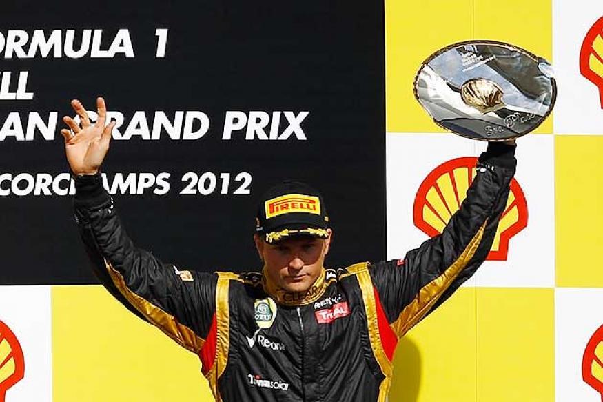 'Raikkonen win at Abu Dhabi GP is a big statement'