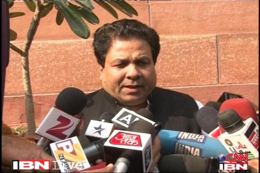 Rajiv Shukla apologises for Mani Shankar's animal remark