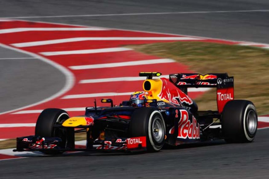 Infiniti become Red Bull title sponsor