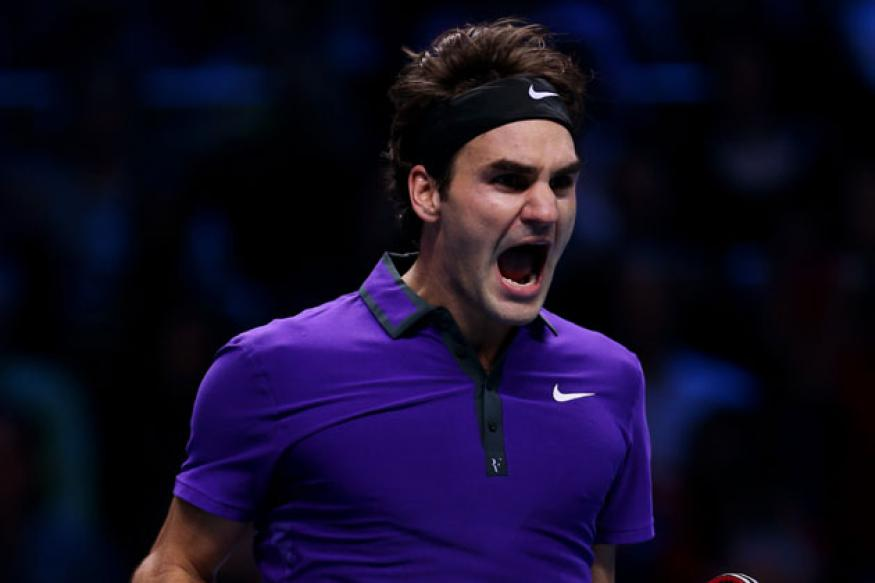 Federer to face Djokovic in the ATP World Tour final