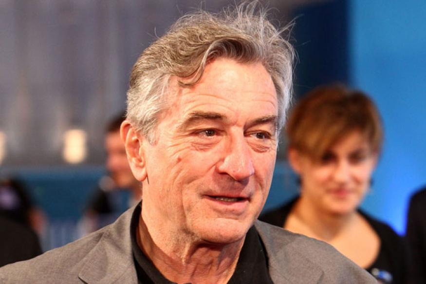 Robert De Niro: I respect young actors