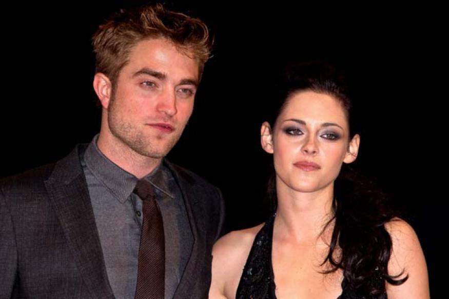 Stewart, Pattinson avoid questions on split