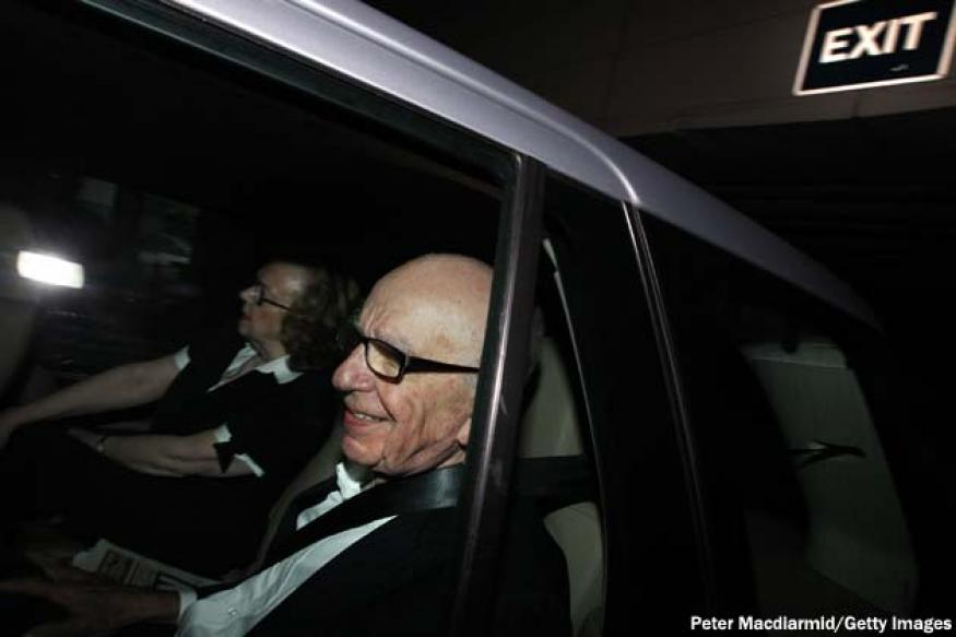Rupert Murdoch gleeful at BBC debacle in Britain