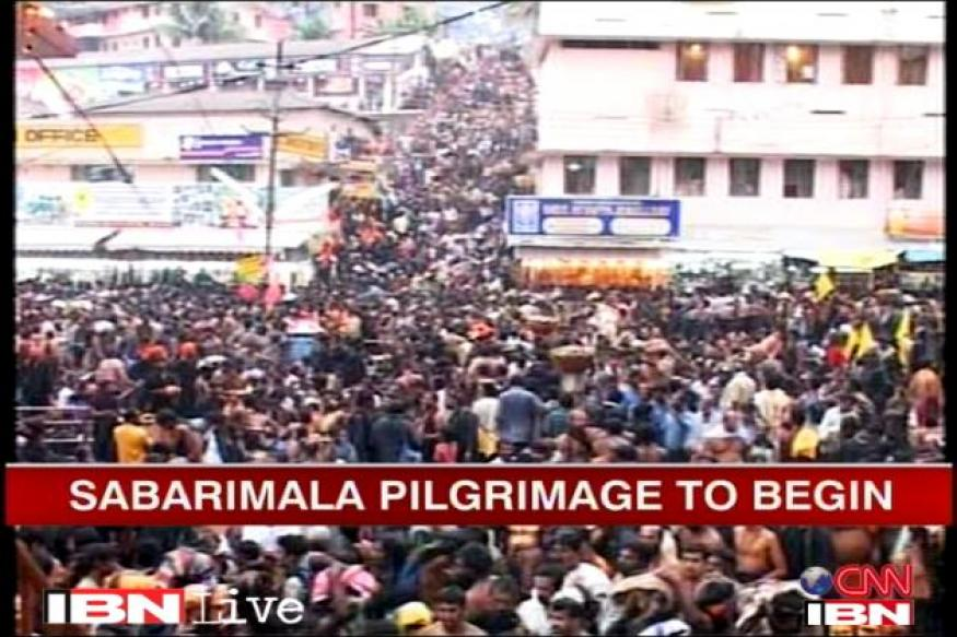 Kerala: Sabarimala pilgrimage to begin on Friday