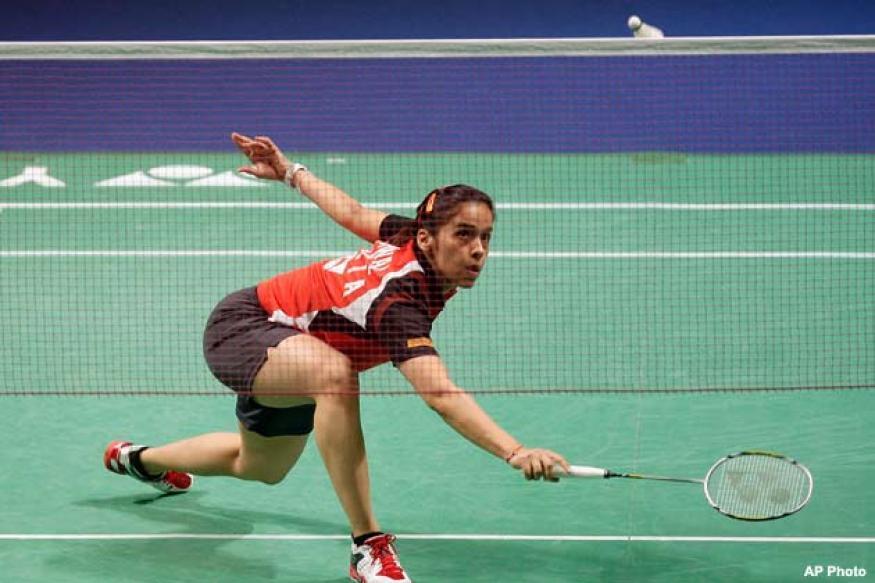 Saina moves into Round 2 of Hong Kong Open