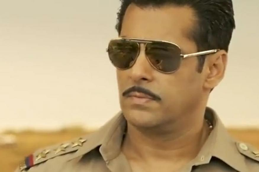 Dabangg 2: Watch the first trailer of Salman's next