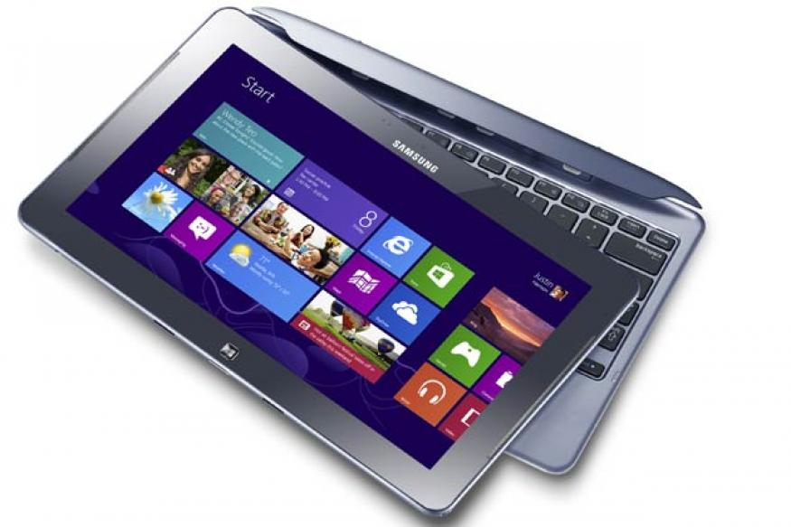 Samsung launches Windows 8 PCs in India; prices start at Rs 43,990