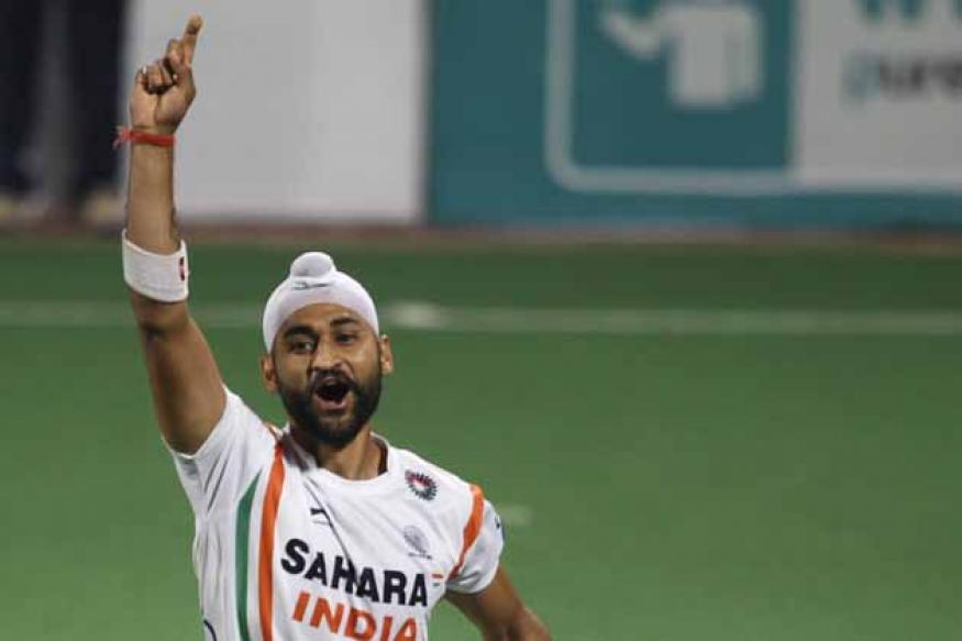 Shivendra, Sandeep dropped from India hockey squad