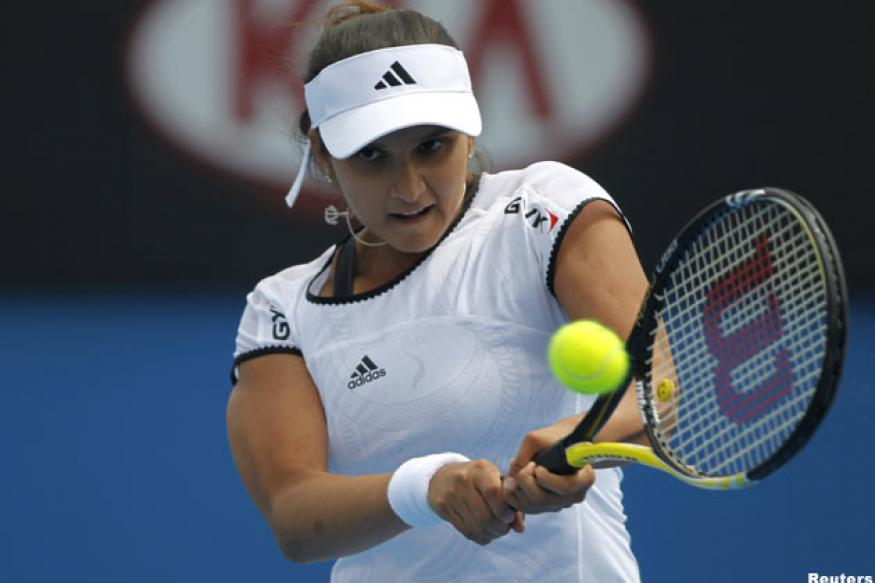 Sania Mirza feels honoured to partner Bob Bryan