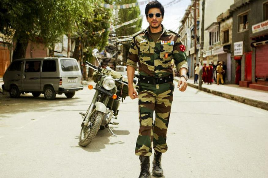 Shah Rukh Khan: I want a day just for myself