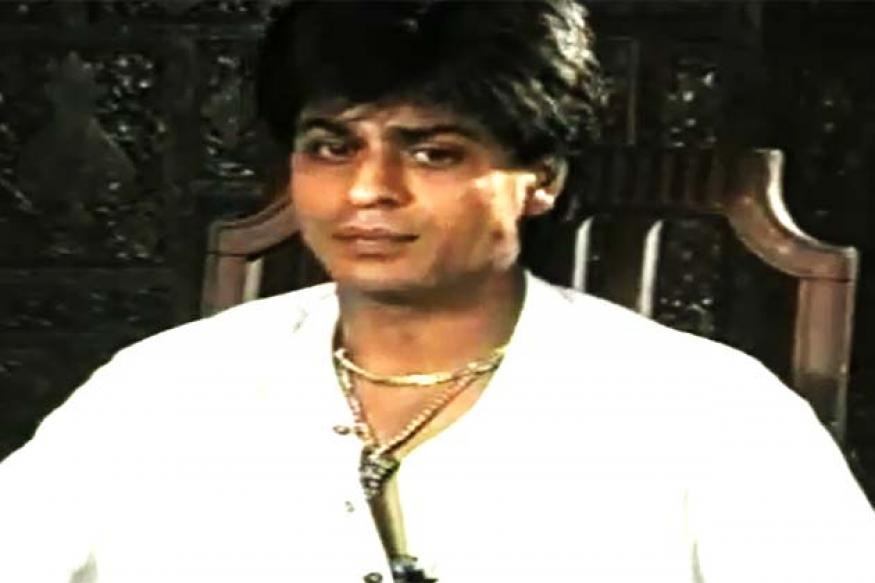 SRK says in old interview: Proud to be TV actor