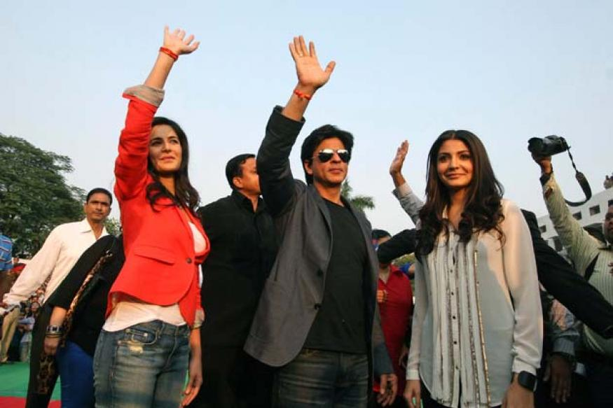 'Jab Tak Hai Jaan' is beyond numbers: Shah Rukh
