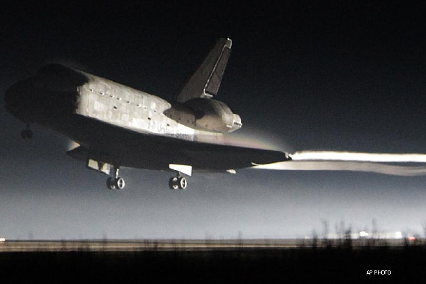 Atlantis makes final journey to retirement home