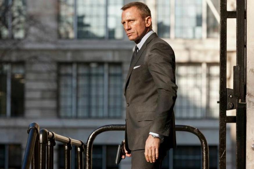 Daniel Craig is the highest paid Bond ever