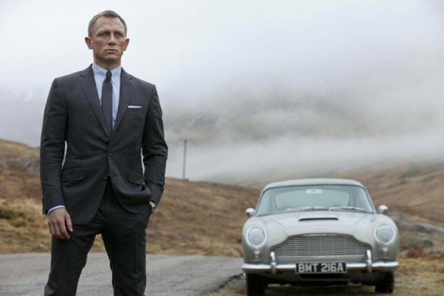 James Bond is better than ever in 'Skyfall'