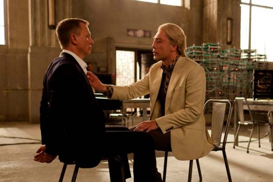 Skyfall: The highest grossing Bond film ever