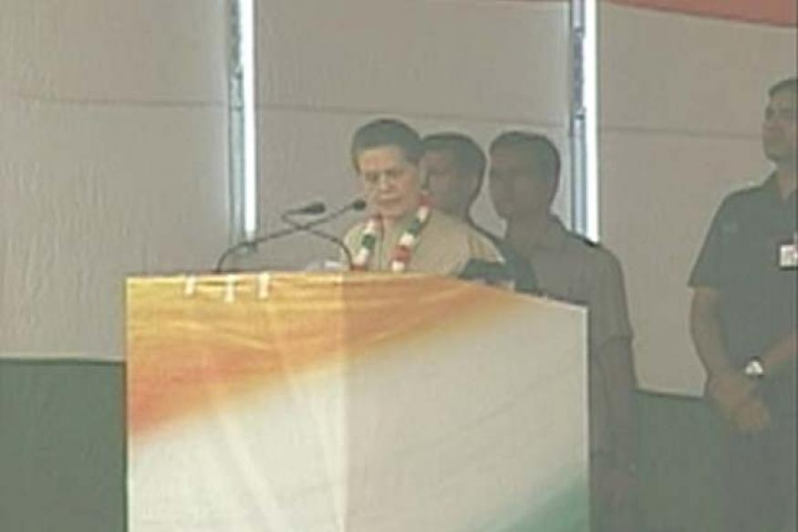 Will give fitting reply to corruption charges: Sonia