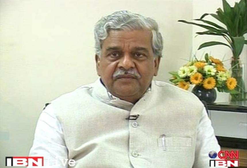 No coal shortage for power plants: Sriprakash Jaiswal