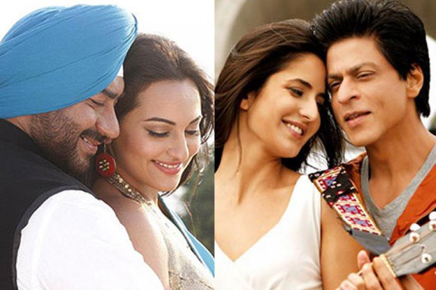 Jab Tak Hai Jaan or Son Of Sardaar: The box office battle begins