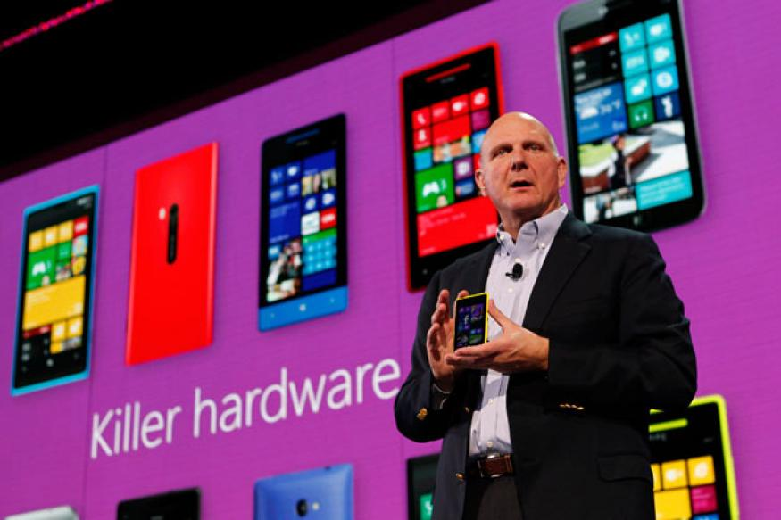 How Steve Ballmer is trying to reshape Microsoft