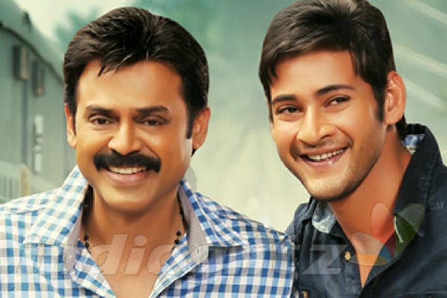 Telugu film 'SVSC' in overseas by 14 reels entertainment