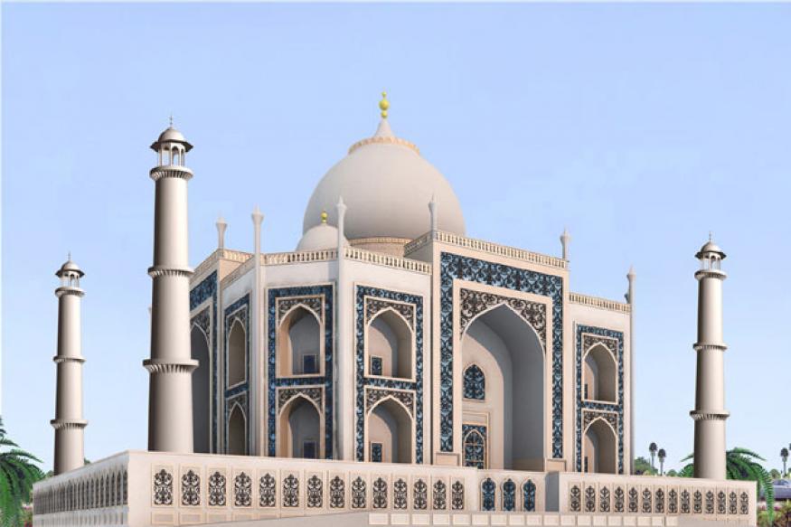 Taj's replica in Dubai to be 4 times its size