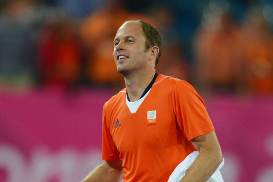 Teun de Nooijer set for Hockey India League auction