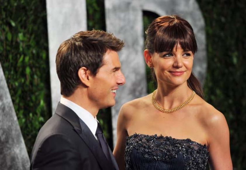 Katie Holmes feels trapped by Tom Cruise?